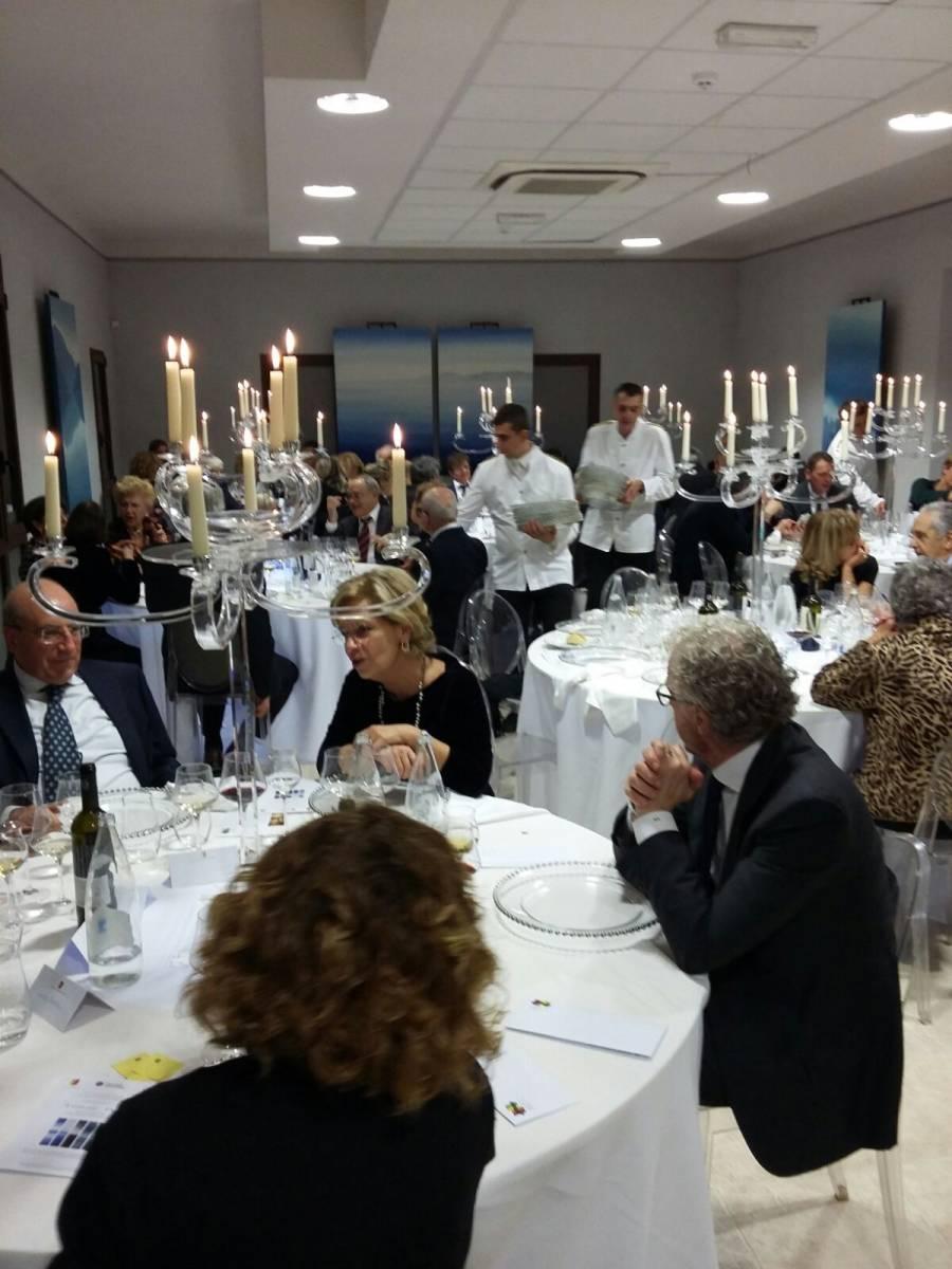 Fortezza Montepulciano Cena Gala per opening