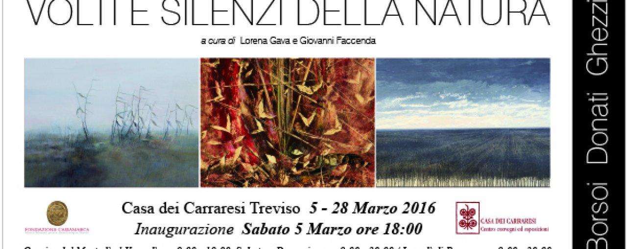 Mostra presso Ca' Dei Carraresi , Treviso