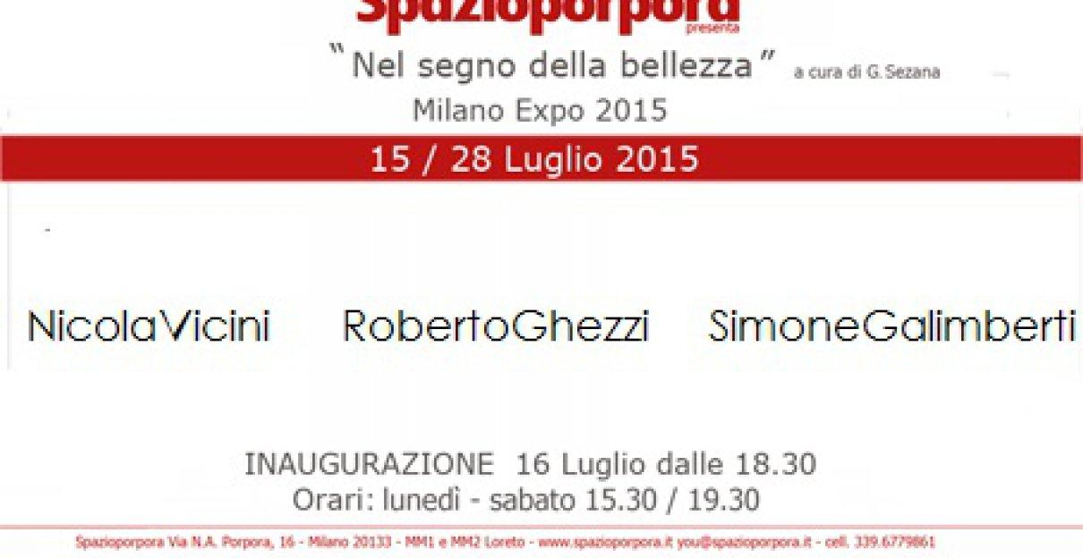 Nel segno della Bellezza – Milano – Expo 2015