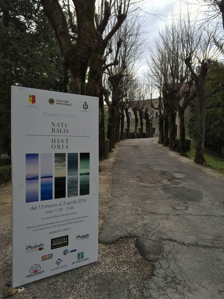 Fortezza Montepulciano ingresso